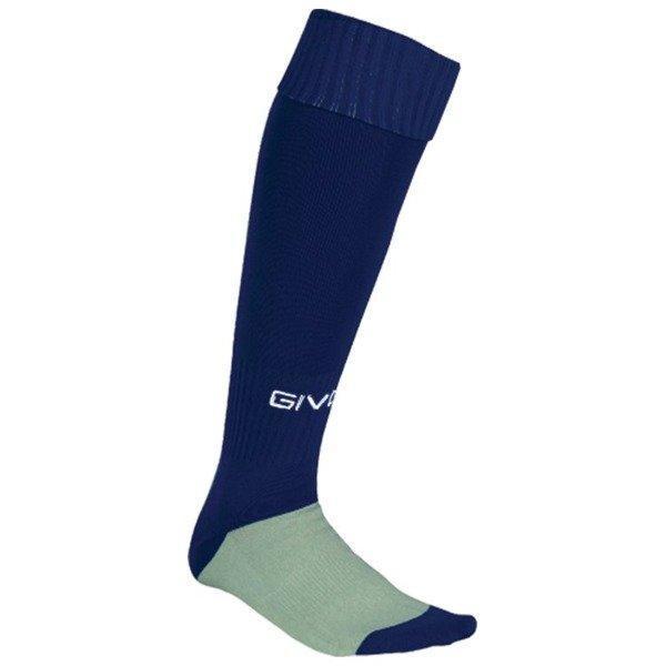 Гетры футбольные Givova C001-0004 Темно-синие Размер 36-40 (8034044152748)