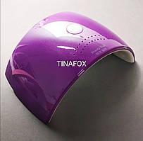LED+UV Лампа для ногтей SUN Q-18, 36W, фиолетовая