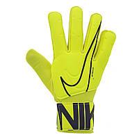 Перчатки вратарские Nike Goalkeeper Match GS3882-702 Желтые