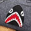 "Сумка для ноутбука 13.3"" Акула (Войлок), фото 2"