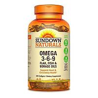 Омега 3-6-9 | Omega 3-6-9