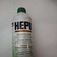 Антифриз концентрат 1,5л зелёный (HEPU) Германия