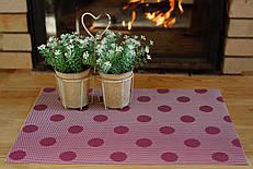 Салфетка, подставка под тарелки  30см*45см, серветка столова під посуд