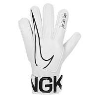 Перчатки вратарские детские Nike Goalkeeper Match Junior GS3883-100 Белый