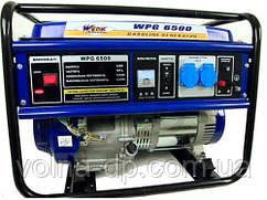 Электростанция бензин Werk WPG6500(5квт)-генератор