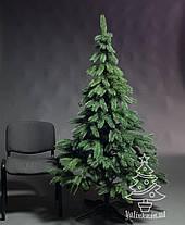 Искусственная ель литая 1.50м ель ели ёлка ёлки елка елки  штучна ялинка ялинки, фото 2