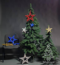 Искусственная ель литая 1.50м ель ели ёлка ёлки елка елки  штучна ялинка ялинки, фото 3
