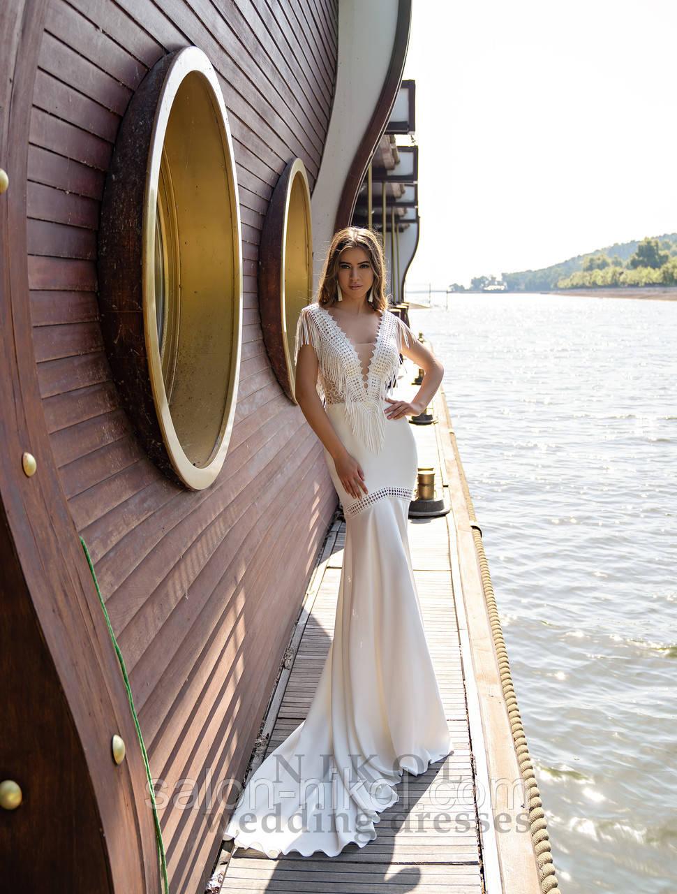 Свадебное платье № S-530