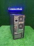 """Комплект Lenovo M55, 4 ядра, 4 ГБ ОЗУ, 500 Гб HDD + монитор 17"""" Fujitsu, Полностью настроен!, фото 2"""