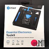 Професійний набір інструментів для ремонту дрібної техніки Essential Electronics Toolkit IFixit (EU145348)
