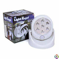 Универсальная подсветка Light Angel светильник с датчиком движения   Светильник с датчиком движения