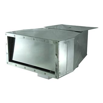 Скиммер с широким раструбом с блоком автоматического долива (AISI 316L)