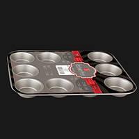 Форма для маффинов Berlinger Haus My pastry cook, BRONZE BH 1430 (35х26,5х3 см)