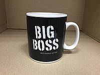 Большая кружка-чашка Босс 850 мл