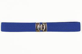 Ремінь дитячий гумка P8 Top Gal синій кольори в асортименті