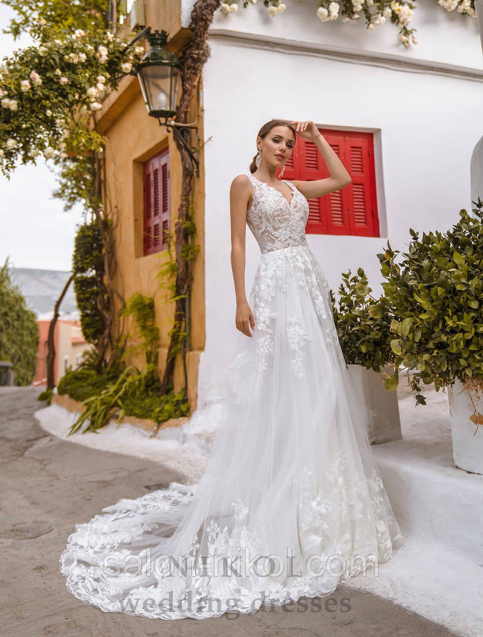 Свадебное платье № SN-103