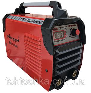 Сварочный инвертор Луч профи ММА 250 В кейсе, фото 2