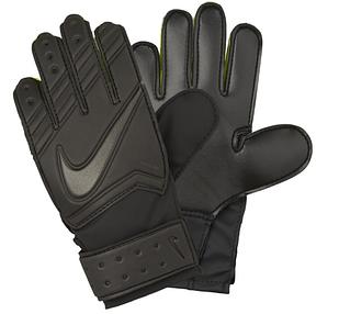 Вратарские перчатки NIKE черные