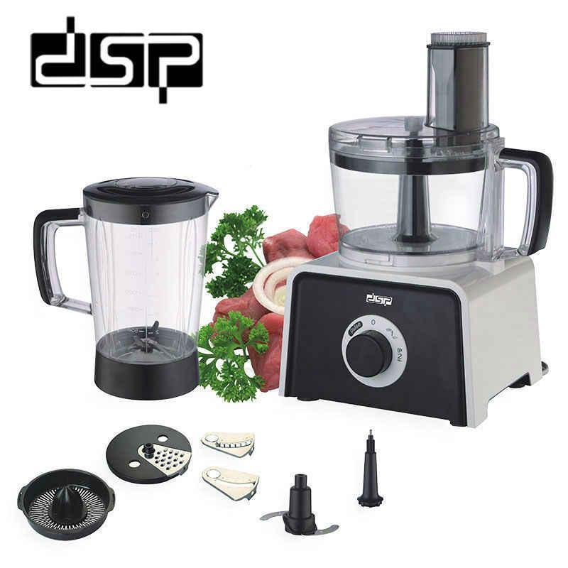 Кухонный комбайн нарезка соковыжималка DSP KJ3002B