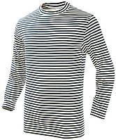 Тельняшка моряка зимняя, 100% хлопок MilTec 10812000