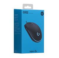 Мышь Logitech G102 USB Цвет Чёрный