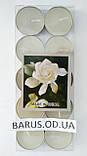 Свеча ароматизированная чайная свеча таблетка 10 штук Китай, фото 3