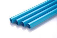 Труба ПВХ LIANSU синяя диаметр d 75 мм PN8