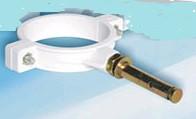 Хомут на трубу ПВХ LIANSU диаметр 50 мм
