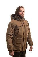 Куртка зимова койот