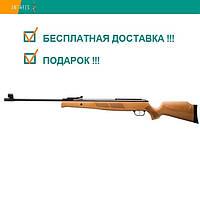 Пневматическая винтовка SPA ARTEMIS GR1600W дерево газовая пружина 396 м/с, фото 1