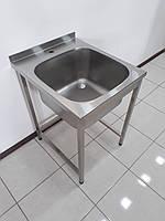 Ванна моечная (Цельнотянутая) 600х700х850, фото 1