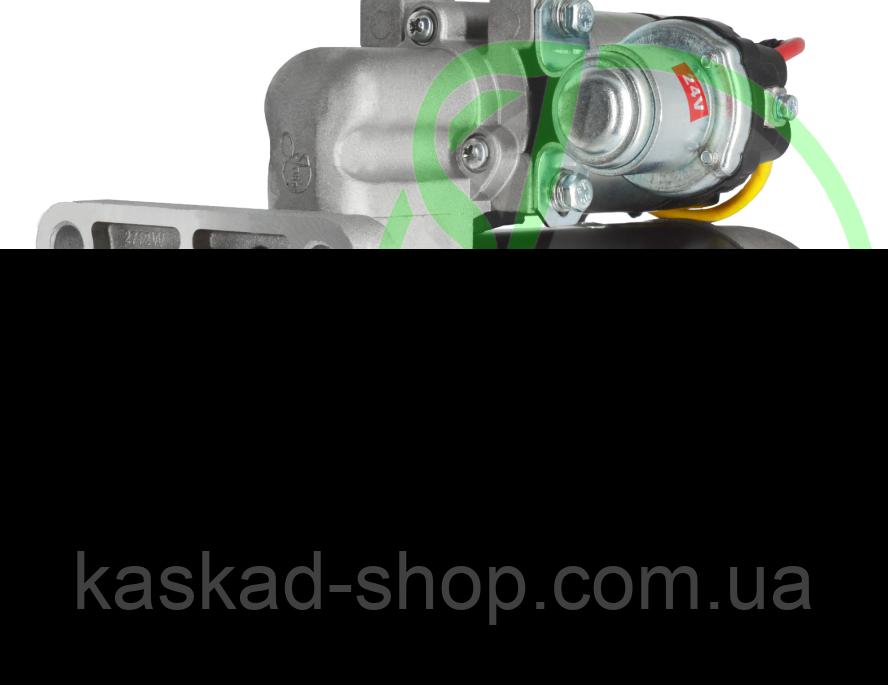 Стартер редукторний VOLVO 24v 6.6 kw z11