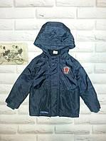 Куртка ветровка 2-3г Spider-Man