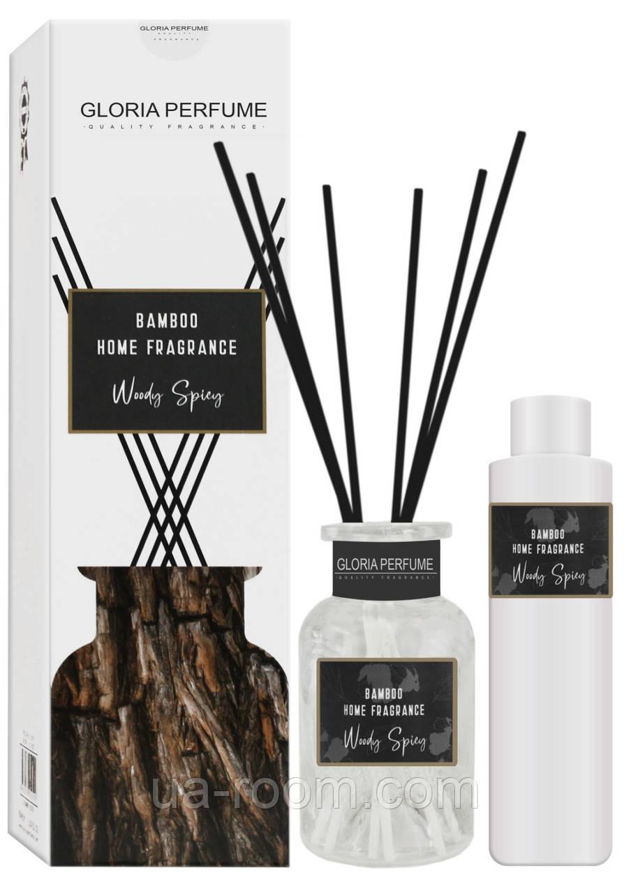 Аромадиффузор Bamboo Home Fragrance Woody Spicy, 150 мл.