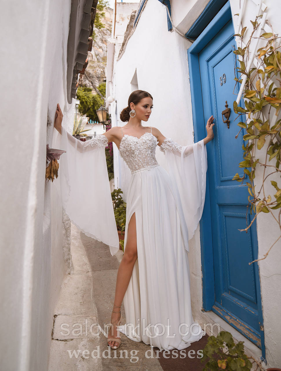 Свадебное платье № SN-113