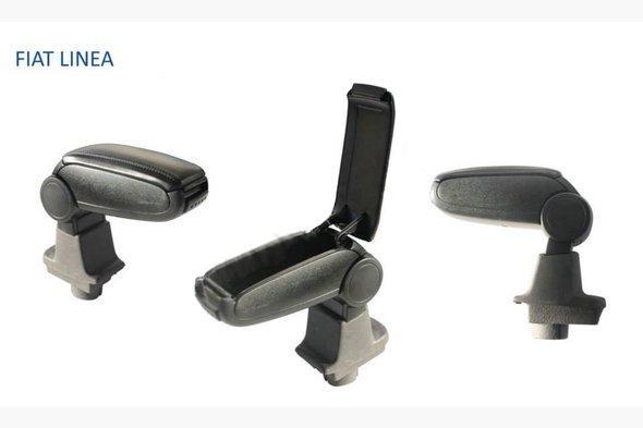 Подлокотник (в рейку сидений) Fiat Linea 2006↗ и 2013↗ гг.