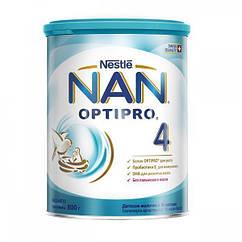 Смесь Nestle NAN 4 с 18 месяцев 800 гр.