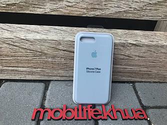 Silicon Case Original Apple iPhone 7Plus,8Plus/Бирюзовый/Высокое Качество/