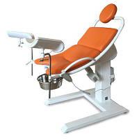 Кресло гинекологическое КС-5РЭ с электрической регулировкой высоты, фото 1