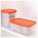 Харчовий контейнер (802.515.51)  PRUTA 17шт., фото 3
