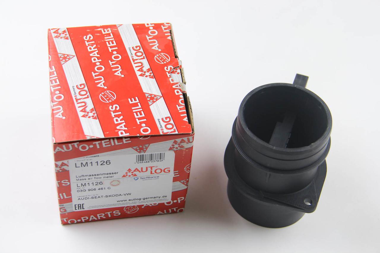 Расходомер воздуха Volkswagen T5 2.0D/2.5D 2003-