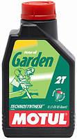 Масло моторное двухтактное для садового инструмента MOTUL GARDEN 2T (1L)