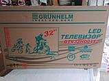 "Телевизор Grunhelm 32"" GTV32HD01T2 ( Гарантийный срок 24 мес ), фото 2"