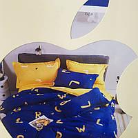 Детское постельное бельё сатин 160*200 размер.