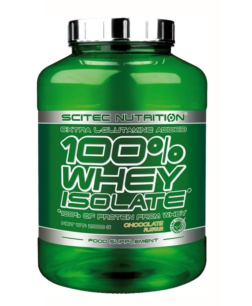 Протеїн 100% Whey Isolate Scitec Nutrition 2 кг