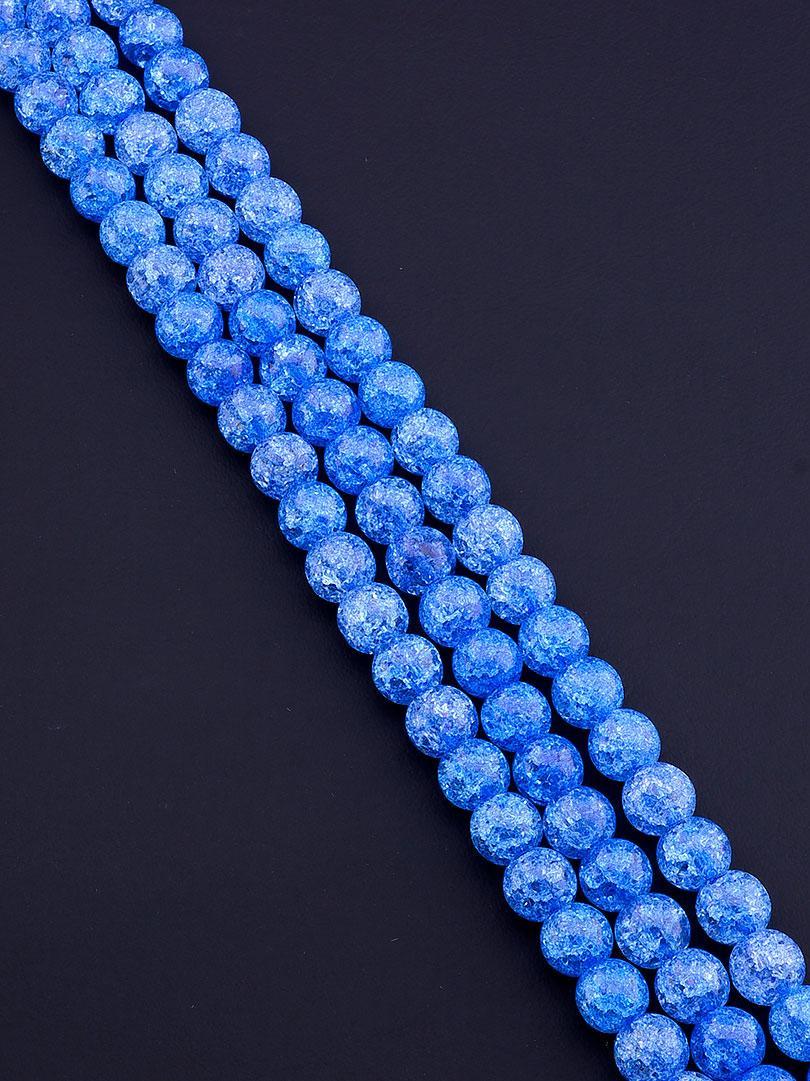 Нити из натуральных камней:  Кварц 39 см. 8 мм. (Без замка)