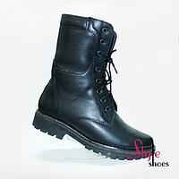 Женские ботинки берцы