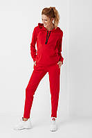 Спортивные брюки для беременных 1913 0557 красные, размер S, фото 1