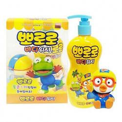 Детский гель для купания Pororo Conditioning bodywash