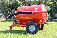 Машина для внесения жидких органических удобрений МЖТ-3